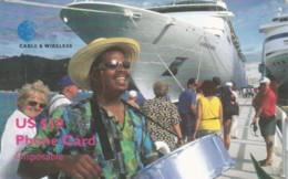 PHONE CARD BRITISH VIRGIN ISLAND (E52.3.5 - Isole Vergini