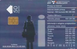 PHONE CARD BOSNIA HERZEGOVINA (E52.20.6 - Bosnië