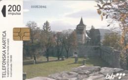 PHONE CARD BOSNIA HERZEGOVINA (E52.20.5 - Bosnia