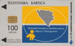 PHONE CARD BOSNIA HERZEGOVINA (E52.20.3 - Bosnië