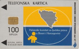 PHONE CARD BOSNIA HERZEGOVINA (E52.20.3 - Bosnia