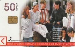 PHONE CARD BOSNIA HERZEGOVINA (E52.19.7 - Bosnië
