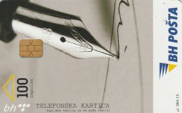 PHONE CARD BOSNIA HERZEGOVINA (E52.19.6 - Bosnia