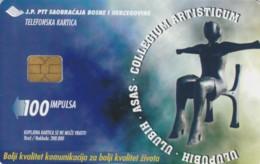 PHONE CARD BOSNIA HERZEGOVINA (E52.19.4 - Bosnië