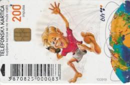 PHONE CARD BOSNIA HERZEGOVINA (E52.19.3 - Bosnië