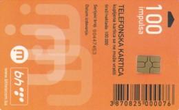 PHONE CARD BOSNIA HERZEGOVINA (E52.19.1 - Bosnia