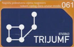 PHONE CARD BOSNIA HERZEGOVINA (E52.17.7 - Bosnië