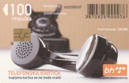 PHONE CARD BOSNIA HERZEGOVINA (E52.17.6 - Bosnia