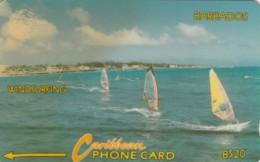 PHONE CARD BARBADOS (E52.4.7 - Barbades
