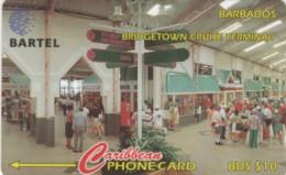 PHONE CARD BARBADOS (E52.4.6 - Barbades
