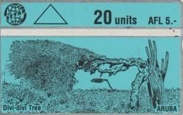PHONE CARD ARUBA (E52.2.5 - Aruba