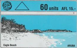 PHONE CARD ARUBA (E52.2.2 - Aruba