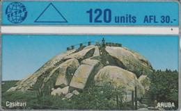 PHONE CARD ARUBA (E52.2.1 - Aruba