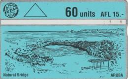 PHONE CARD ARUBA (E52.1.8 - Aruba