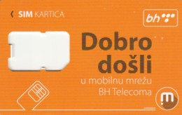 GSM WITHOUT SIM BOSNIA HERZEGOVINA (E52.18.7 - Bosnië
