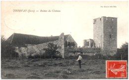 39 THERVAY - Ruines Du Chateau - Sonstige Gemeinden