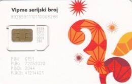 GSM WITH SIM CROAZIA (E52.15.4 - Kroatien