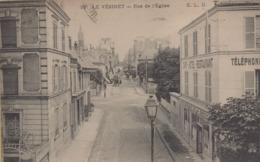 Le Vésinet : Rue De L'Eglise - Le Vésinet