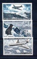 St Pierre Et Miquelon  PA N° 23 à 26 **  A Saisir !!! - Unused Stamps