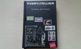 YVERT & TELLIER TOME 1 FRANCE 2019 - Francia