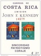 Costa Rica Hb 8sd - Costa Rica