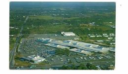BRADENTON, Florida, USA, Aerial View Of Cortez Plaza, 1961 Chrome Postcard - Bradenton