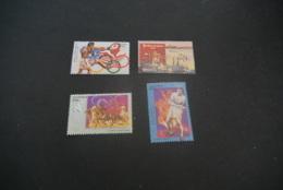 K20454 -set MNH Uganda - MI. 1757-1760 - Olympic Greats - Giochi Olimpici
