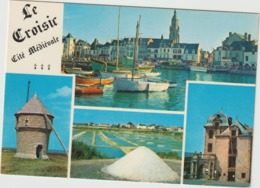 Loire  Atlantique : LE  CROISIC  : Vue - Le Croisic