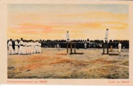 Interneeringskamp Bij Zeist Camp De Zeist Fêtes Sportives 8 Avril 1916 - War 1914-18