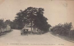 Bonnieres Sur Seine : Les Routes De Cherbourg Et Du Havre - Bonnieres Sur Seine
