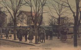 Houilles : Le Marché - Houilles