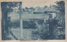 Gargenville : La Croix Buizé - Gargenville