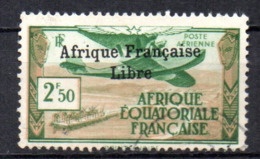 Col17  Colonie AEF Afrique PA  N° 15 Oblitéré Cote 5,00€ - A.E.F. (1936-1958)