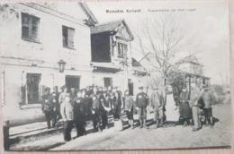 Feldpost 1917 Wainoden Kurland Russenküche - Non Classificati