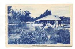 Villagarcia - Lavadero, Outdoor Laundry - Old Spain Postcard - Pontevedra