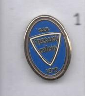 S.S.S. Fossano Calcio Cuneo Distintivi FootBall Sport Pins Piemonte Spilla - Calcio