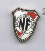A.S.D. Team Nuova Florida Ardea Roma Calcio Distintivi FootBall Sport Pins Lazio Spilla - Calcio