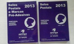 AFINSA   PORTUGAL ACORES MADEIRA 2013 - Cataloghi