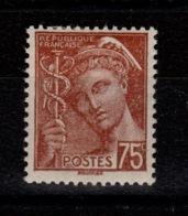 Mercure YV 416A N* Cote 4,60 Euros - Unused Stamps