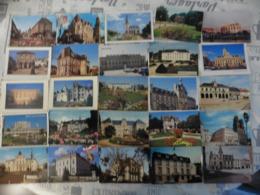 LOT  DE   70   CARTES   HOTELS   D  VILLE   ET  MAIRIES DE  FRANCE - 5 - 99 Cartes