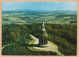Germany - Detmold - Hermannsdenkmal Im Teutoburger Wald - Monuments