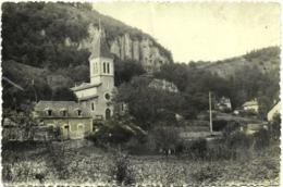 CPSM DE SAINT-DENIS-MARTEL  (LOT)  L'EGLISE - France