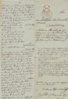 AUSTRIA  --  WOLFSBERG   --  1872  --  OLD DOCUMENT --  MIT 15 Kr   1870 TAX STAMP - Historische Dokumente