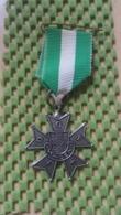 Medaille :Netherlands  -  Medaille - W.S.V DOS Vorden - Medal - Walking Association - Nederland