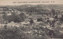 St.-Rémy-lès-Chevreuse : Panorama - St.-Rémy-lès-Chevreuse