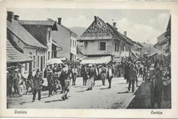 1915/18 - ZENICA , Gute Zustand, 2 Scan - Bosnia And Herzegovina