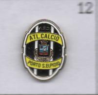 A.S.D. Atletico Calcio Porto Sant' Elpidio Distintivi FootBall Pins Soccer Spilla Italy Fermo - Calcio