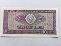 ROMANIA P94 10 LEI 1966 UNC - Rumania