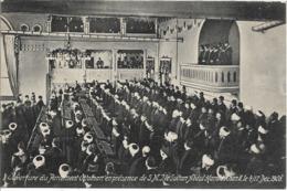 1908 - Konstantinopel, SULTAN ABDUL HAMID KHAN II , Gute Zustand, 2 Scan - Turkey
