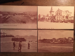 """8 Cartes Postales, """"reproductions"""", Namibie, Swakopmund, O.S.W. Afrika, Allemagne Coloniale, Non écrites - Namibia"""